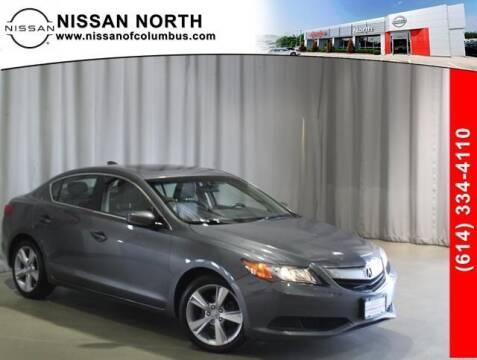 2014 Acura ILX for sale at Auto Center of Columbus in Columbus OH