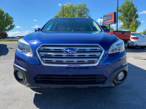 2016 Subaru Outback for sale at Rides Unlimited in Nampa ID