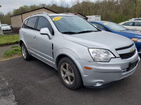 2013 Chevrolet Captiva Sport for sale at Chantz Scott Kia in Kingsport TN