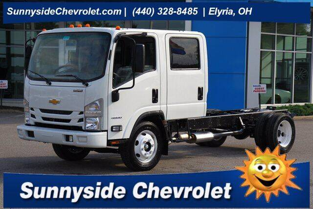 2021 Chevrolet 4500 LCF for sale in Elyria, OH