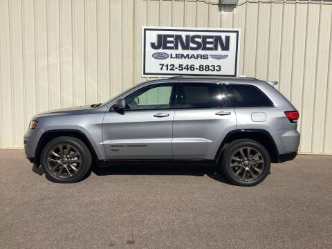 2016 Jeep Grand Cherokee for sale at Jensen's Dealerships in Sioux City IA