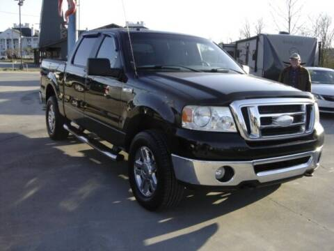 2007 Ford F-150 for sale at Autoway Auto Center in Sevierville TN