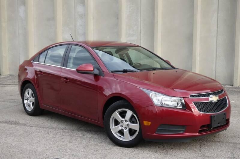 2013 Chevrolet Cruze for sale at Albo Auto in Palatine IL