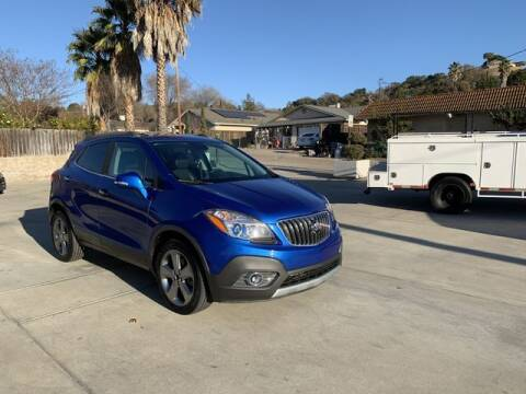 2014 Buick Encore for sale at Guarantee Auto Group in Atascadero CA