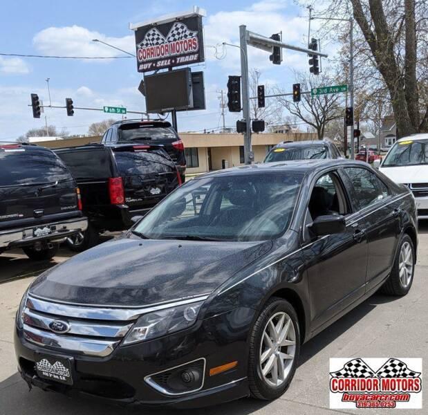 2012 Ford Fusion for sale in Cedar Rapids, IA