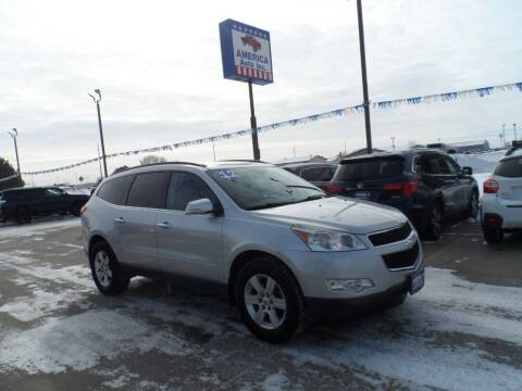 2012 Chevrolet Traverse for sale at America Auto Inc in South Sioux City NE