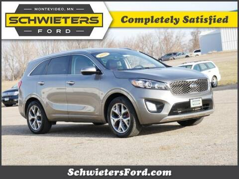 2018 Kia Sorento for sale at Schwieters Ford of Montevideo in Montevideo MN