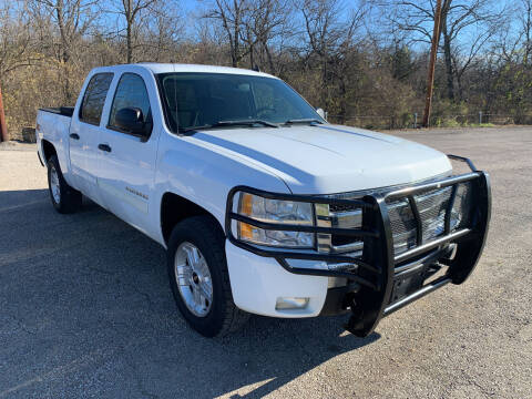 2010 Chevrolet Silverado 1500 for sale at Ol Mac Motors in Topeka KS