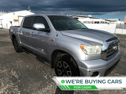 2008 Toyota Tundra for sale at StarCity Motors LLC in Garden City ID