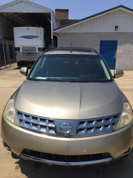 2006 Nissan Murano for sale at New Rides in Portsmouth OH