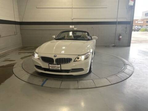 2011 BMW Z4 for sale at Luxury Car Outlet in West Chicago IL