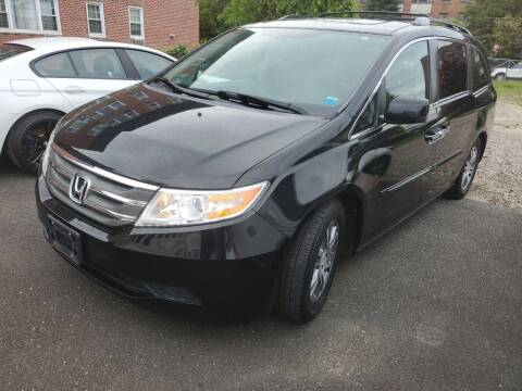 2013 Honda Odyssey for sale at OFIER AUTO SALES in Freeport NY