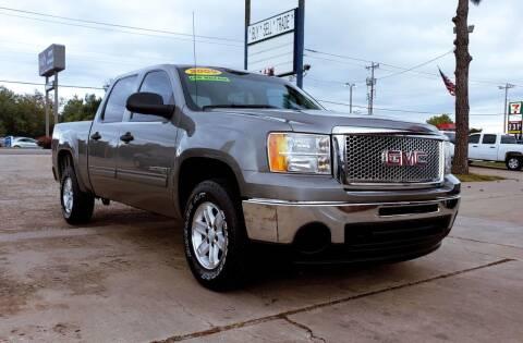 2009 GMC Sierra 1500 for sale at AUTO BARGAIN, INC in Oklahoma City OK