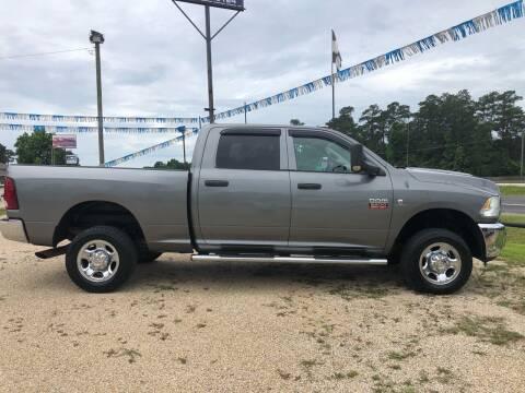 2012 RAM Ram Pickup 2500 for sale at Lumberton Auto World LLC in Lumberton TX