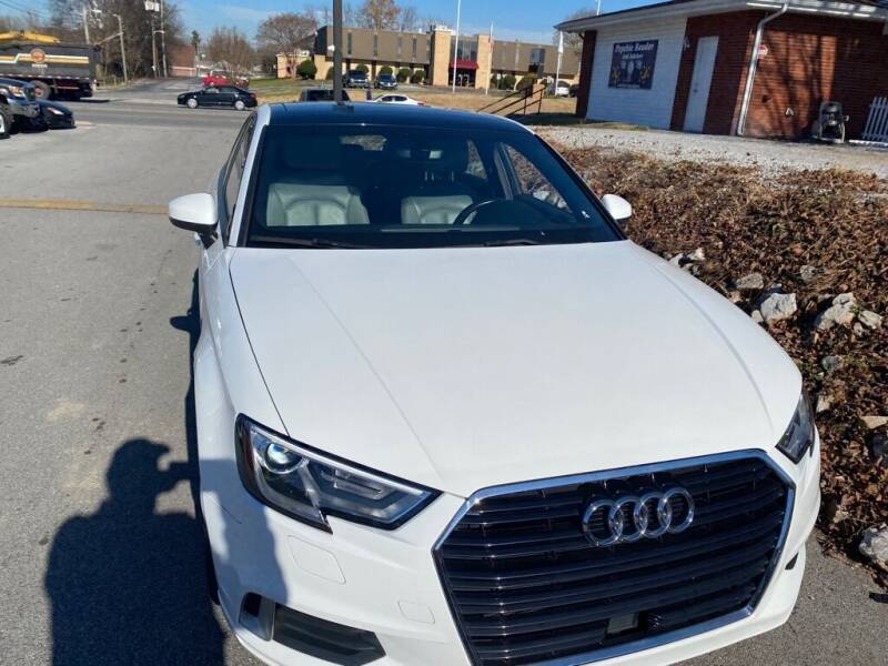 2018 Audi A3 for sale at Z Motors in Chattanooga TN