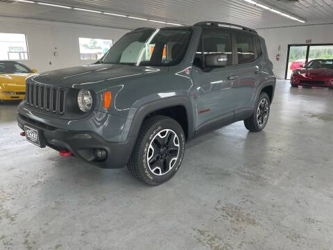 2015 Jeep Renegade for sale at Stakes Auto Sales in Fayetteville PA