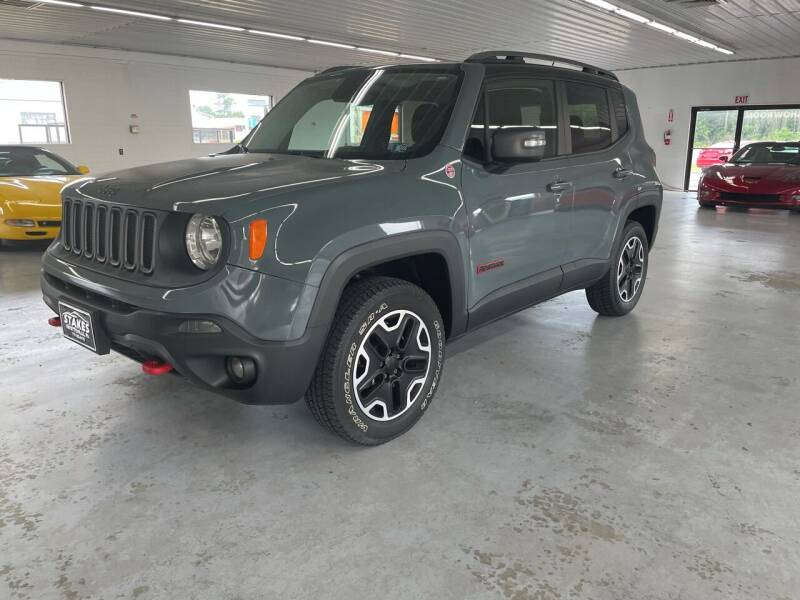 2015 Jeep Renegade for sale in Fayetteville, PA