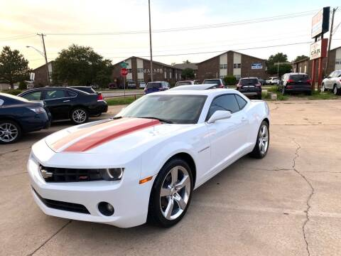 2010 Chevrolet Camaro for sale at Car Gallery in Oklahoma City OK