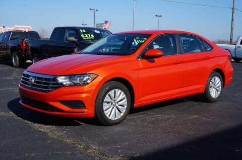 2019 Volkswagen Jetta for sale at Certified Auto Center in Tulsa OK