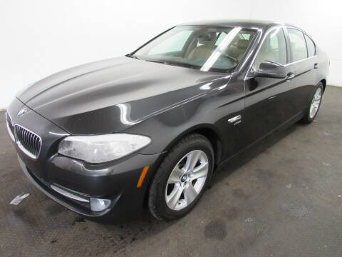 2012 BMW 5 Series for sale at Automotive Connection in Fairfield OH