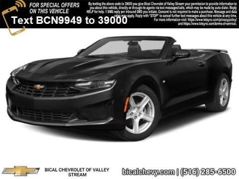 2021 Chevrolet Camaro for sale at BICAL CHEVROLET in Valley Stream NY