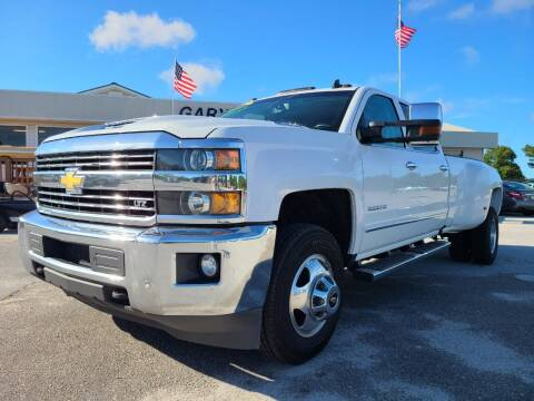 2018 Chevrolet Silverado 3500HD for sale at Gary's Auto Sales in Sneads Ferry NC