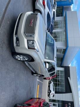 2015 GMC Yukon XL for sale at COYLE GM - COYLE NISSAN - New Inventory in Clarksville IN