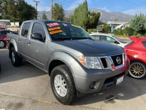 2016 Nissan Frontier for sale at CAR CITY SALES in La Crescenta CA