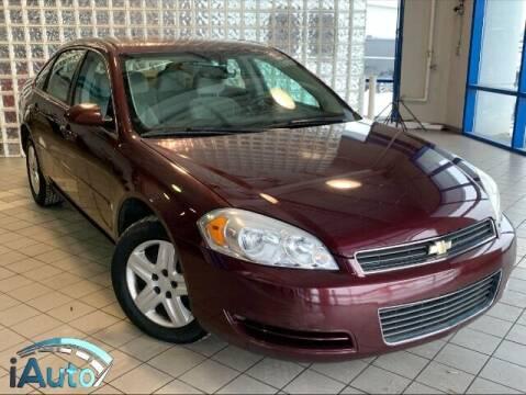 2007 Chevrolet Impala for sale at iAuto in Cincinnati OH