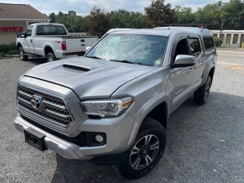 2016 Toyota Tacoma for sale at PERUVIAN MOTORS SALES in Warrenton VA