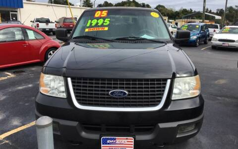 2005 Ford Expedition for sale at Deckers Auto Sales Inc in Fayetteville NC