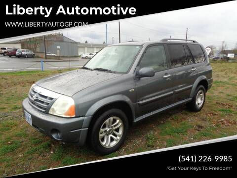 2006 Suzuki XL7 for sale at Liberty Automotive in Grants Pass OR