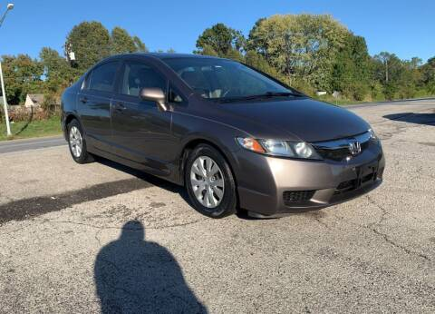 2011 Honda Civic for sale at InstaCar LLC in Independence MO