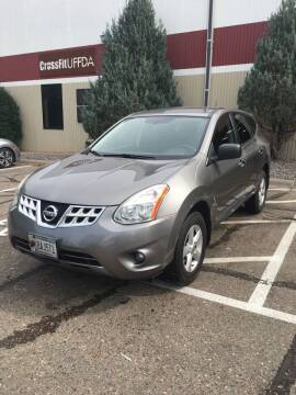 2012 Nissan Rogue for sale at Specialty Auto Wholesalers Inc in Eden Prairie MN