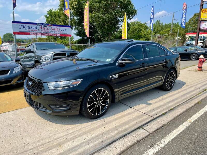 2018 Ford Taurus for sale at JR Used Auto Sales in North Bergen NJ