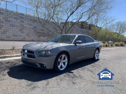 2012 Dodge Charger for sale at AUTO HOUSE TEMPE in Tempe AZ