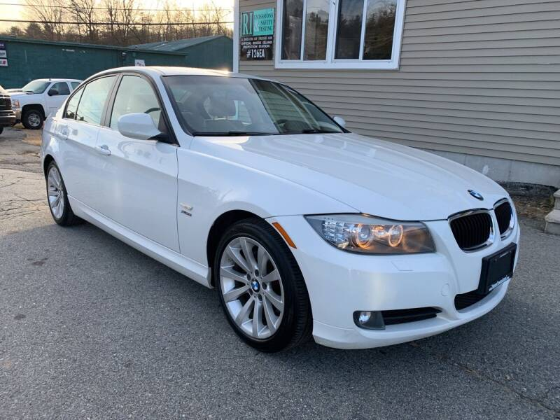 2011 BMW 3 Series for sale at Home Towne Auto Sales in North Smithfield RI