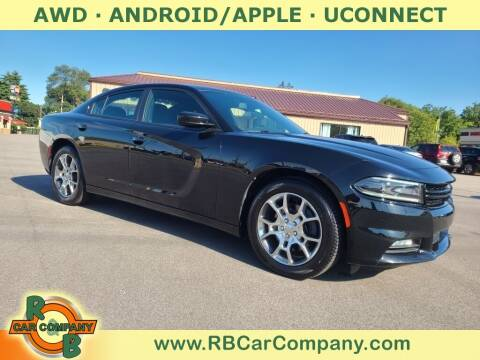 2017 Dodge Charger for sale at R & B Car Company in South Bend IN