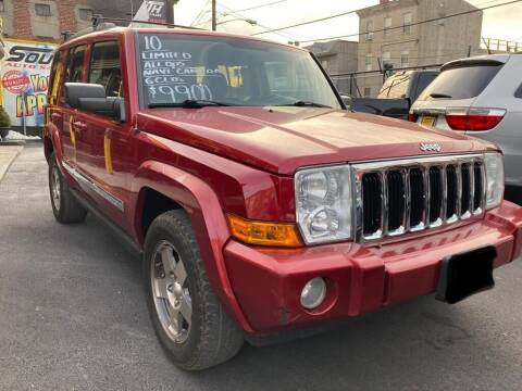 2010 Jeep Commander for sale at South Street Auto Sales in Newark NJ