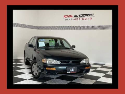 1995 Toyota Camry for sale at Royal AutoSport in Sacramento CA