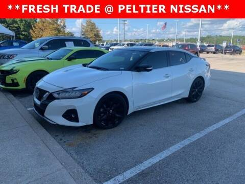 2019 Nissan Maxima for sale at TEX TYLER Autos Cars Trucks SUV Sales in Tyler TX