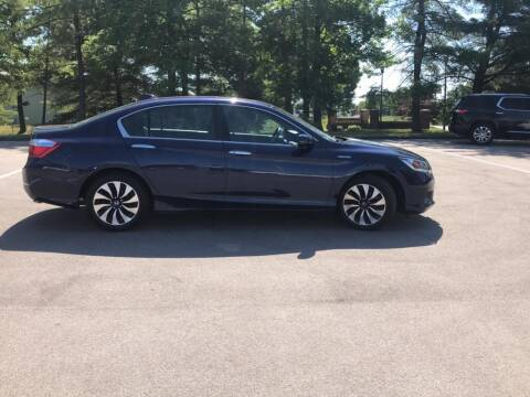 2015 Honda Accord Hybrid for sale at St. Louis Used Cars in Ellisville MO