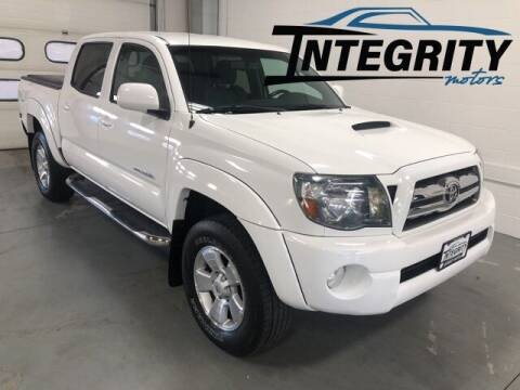 2010 Toyota Tacoma for sale at Integrity Motors, Inc. in Fond Du Lac WI