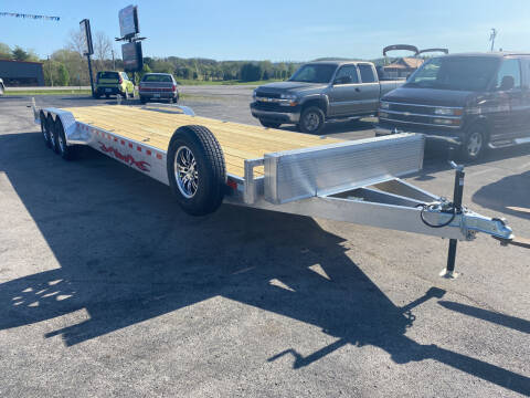 2021 WOLVERINE AL7X34 for sale at Holland Auto Sales and Service, LLC in Somerset KY