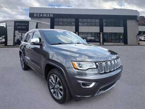 2018 Jeep Grand Cherokee for sale at BEAMAN TOYOTA - Beaman Buick GMC in Nashville TN