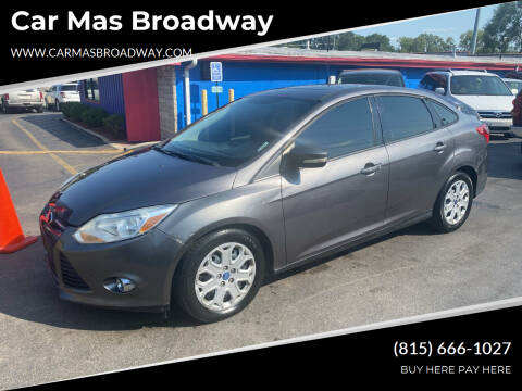 2012 Ford Focus for sale at Car Mas Broadway in Crest Hill IL