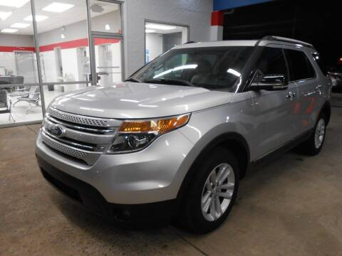 2012 Ford Explorer for sale at Auto America in Charlotte NC
