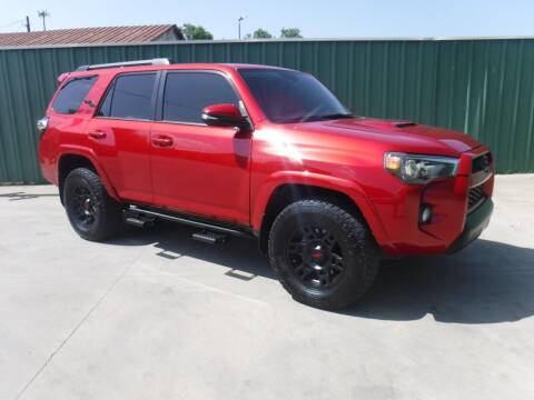 2018 Toyota 4Runner for sale at Triple C Auto Sales in Gainesville TX