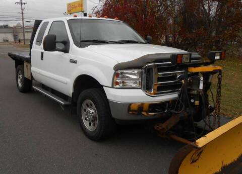 2006 Ford F-250 Super Duty for sale at LA Motors in Waterbury CT