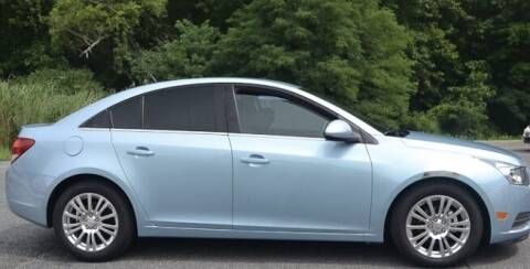 2017 Chevrolet Cruze for sale at Right Place Auto Sales in Indianapolis IN